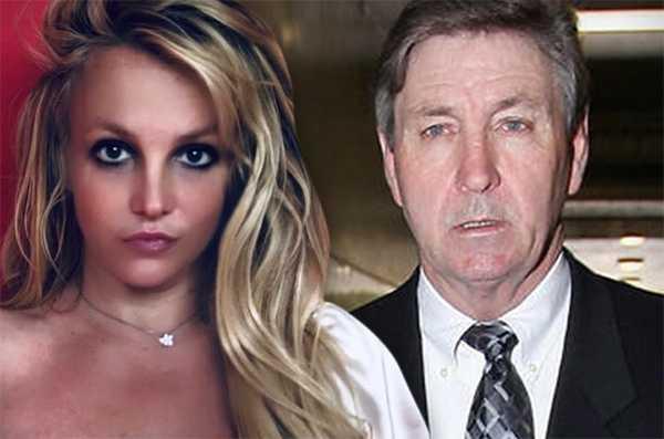 Britney dice que su papá trata de extorsionarla