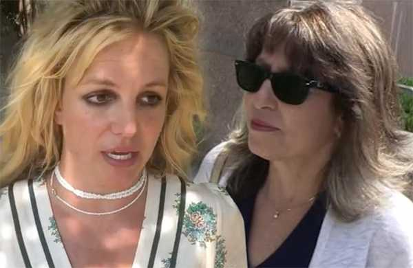 Britney quiere a Jodi como tutora personal