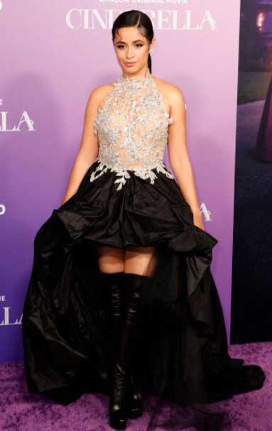 Camila Cabello en la Premier de Cinderella