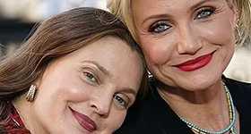 Drew Barrymore y Cameron Diaz alabadas por foto natural sin filtro