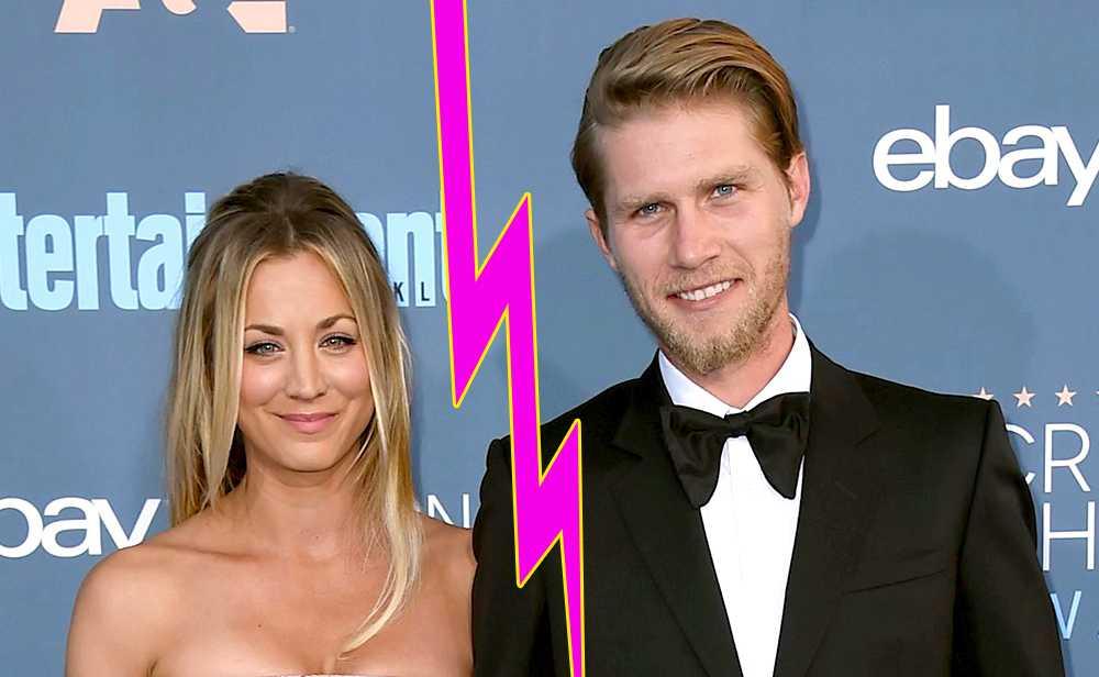 Kaley Cuoco y su esposo Karl Cook se separan