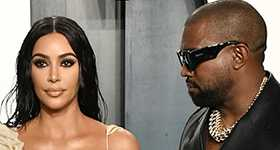Kanye West fue infiel a Kim Kardashian después de dos hijos