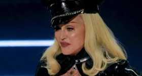 Madonna y su trasero en los MTV VMAs 2021