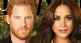 El Principe Harry y Meghan entre los 100 más influyentes de Time