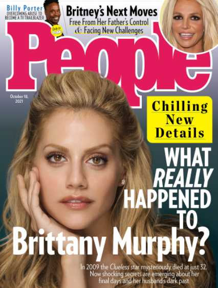 brittany murphy doc people