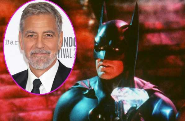 George Clooney se avergüenza de su Batman LOL!