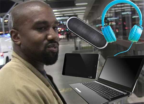 Kanye West registra Donda como marca de tecnología