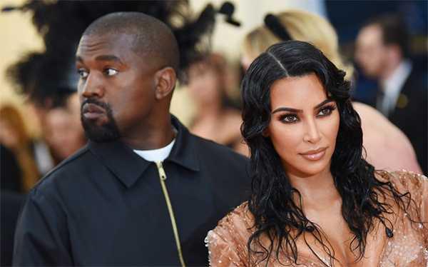 Kim Kardashian se queda con su mansión en LA en el divorcio de Kanye
