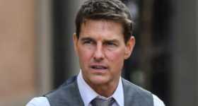 Tom Cruise se ve diferente, inflamado? Cirugía? Alergia?