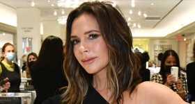 Victoria Beckham lanza línea de belleza en NY